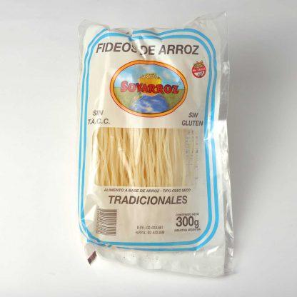 FIDEOS TRADICIONAL SOYARROZ 300GR.