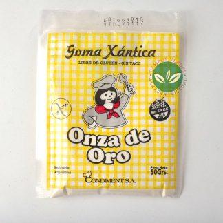 GOMA XÁNTICA 50GR ONZA DE ORO