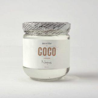ACEITE DE COCO VIRGEN 360ML NAPUS