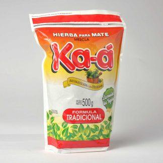 YERBA MATE TRADICIONAL 500GR KA-A