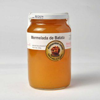 MERMELADA DE BATATA 460GR NATALI