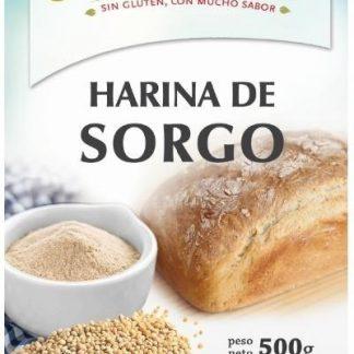 HARINA DE SORGO 500GR CELIDARINA