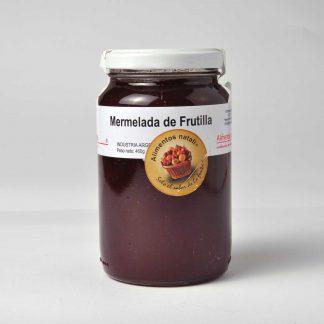 MERMELADA DE FRUTILLA 460GR NATALI