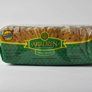 GALLETAS ARROZ S/SAL 110GR ARROZEN