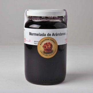 MERMELADA ARANDANO 460GR NATALI