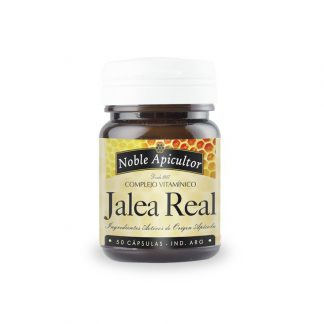 JALEA REAL 50 CAPSULAS NOBLE APICULTOR