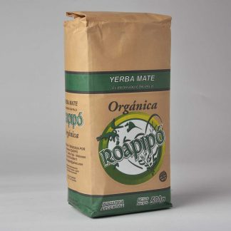 YERBA MATE ORGÁNICA 500GR ROAPIPO