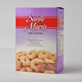 GALLETITAS COCO 200 GR SANTA MARIA