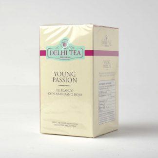 TE YOUNG PASSION X 20 SAQUITOS DELHI TEA