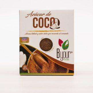 AZÚCAR DE COCO 250G BYOURFOOD