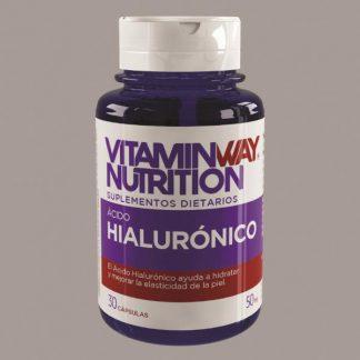 Ácido Hialurónico x 30 capsulas VitaminWay