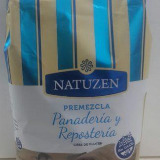 PREMEZCLA PANADERIA Y REPOSTERIA 1KG NATUZEN