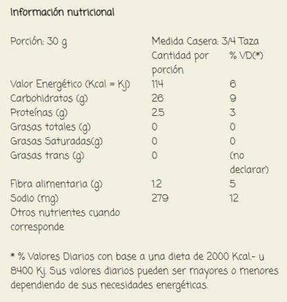 COPOS DE CEREAL SIN AZUCAR FREE STEVIA x 200 Grs