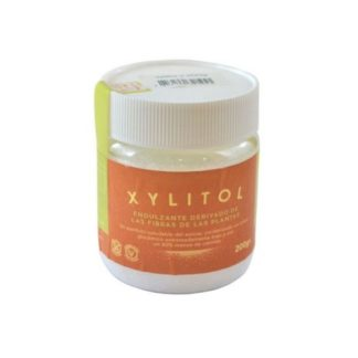 Endulzante Xylitol SIN TACC apto Vegano x 200 gr