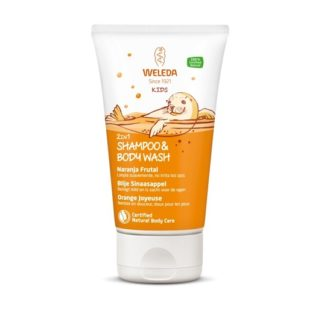 KID 2 EN 1 SHAMPOO & BODY WASH NARANJA 150ML WELEDA