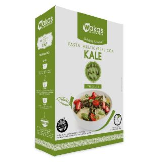 PASTA MULTICERAL CON KALE x250GR. WAKAS