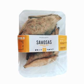 SAMOSAS EMPANADAS INDIAS GIGANTES 2u SANGUSTO