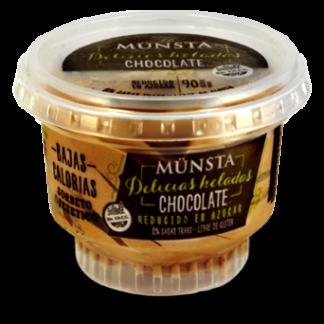 HELADO DE CHOCOLATE 90 GR. MUNSTA