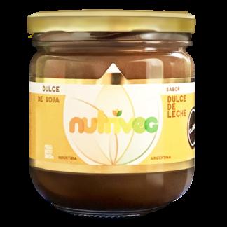 dulce de soja organico vegano 360 gr. nutriveg