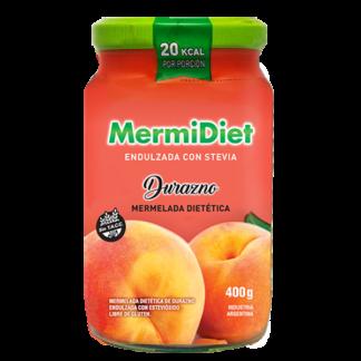 MERMELADA DE DURAZNO 400GR. MERMIDIET CERAL