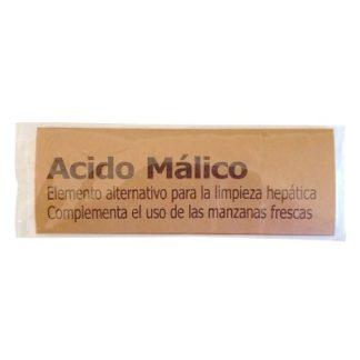 ACIDO MALICO (6 DOSIS PARA PREPARAR UNA LIMPIEZA HEPATICA) PRAMA
