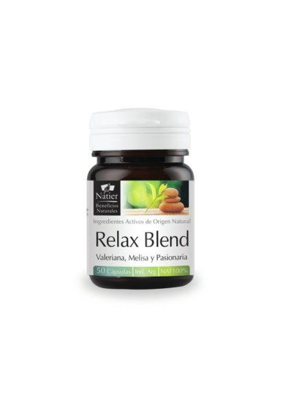 RELAX BLEND x 50 CAP NATIER
