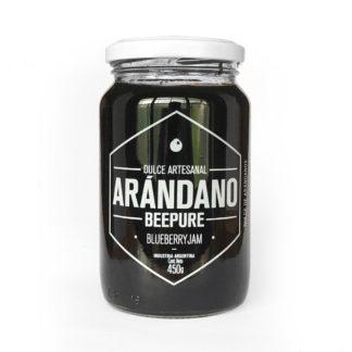 DULCE ARTESANAL DE ARANDANOS 450 Grs. BEEPURE