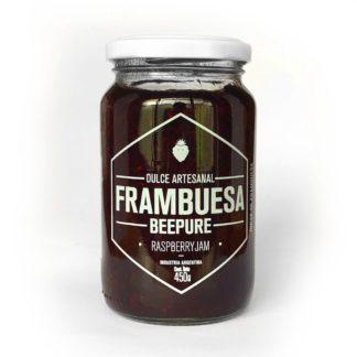 DULCE ARTESANAL DE FRAMBUESA 450 Grs. BEEPURE