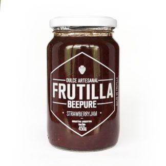 DULCE ARTESANAL DE FRUTILLA 450 Grs. BEEPURE