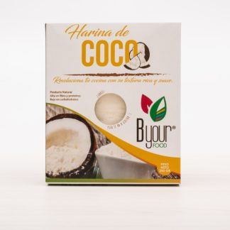 HARINA DE COCO 250G BYOURFOOD