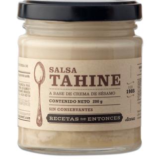 SALSA TAHINE 200GR – ALCARAZ