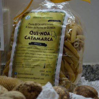 "FIDEOS DE QUINOA PENNE RIGATE 500gr – ""QUI-NOA CATAMARCA"""